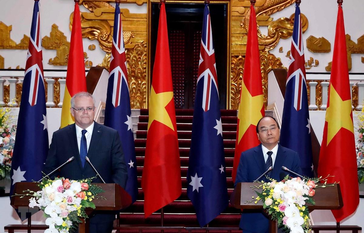Toàn văn Tuyên bố chung giữa hai nước Việt Nam và Australia