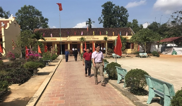 Đề nghị xét, công nhận huyện Vĩnh Lộc đạt chuẩn nông thôn mới
