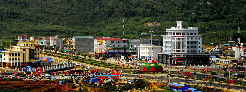 TP Lai Châu: Chú trọng đầu tư xây dựng và phát triển đô thị