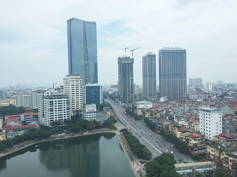 Hà Nội: Thiếu trầm trọng không gian xanh điều hòa không khí
