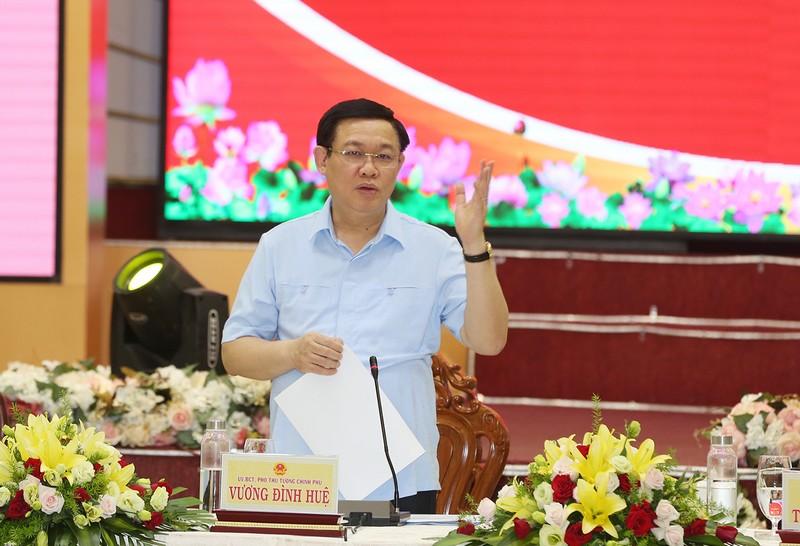 Phó Thủ tướng: Long An sẽ sớm tự cân đối thu chi ngân sách