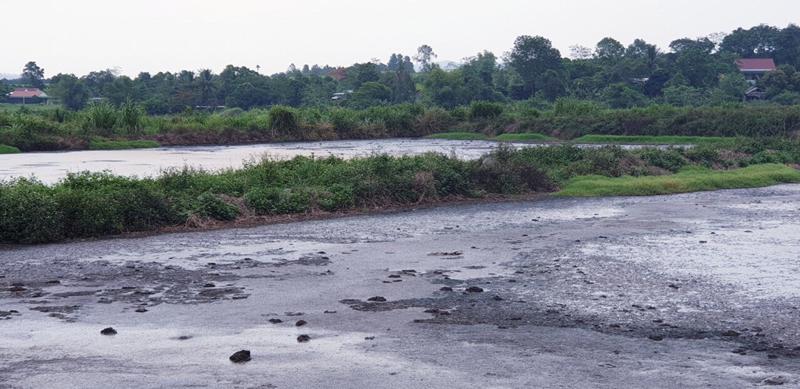 Nghệ An: Dân mong TH sớm xử lý dứt điểm tình trạng ô nhiễm tại xã Nghĩa Lâm