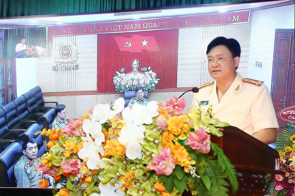 Thừa Thiên – Huế: Thượng tá Nguyễn Thanh Tuấn giữ chức vụ Giám đốc Công an tỉnh