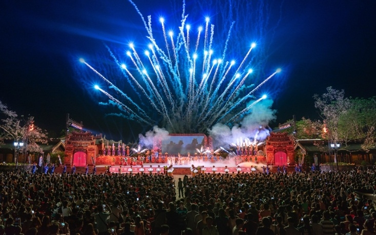 dung to chuc festival hue 2020 de phong chong dich covid 19