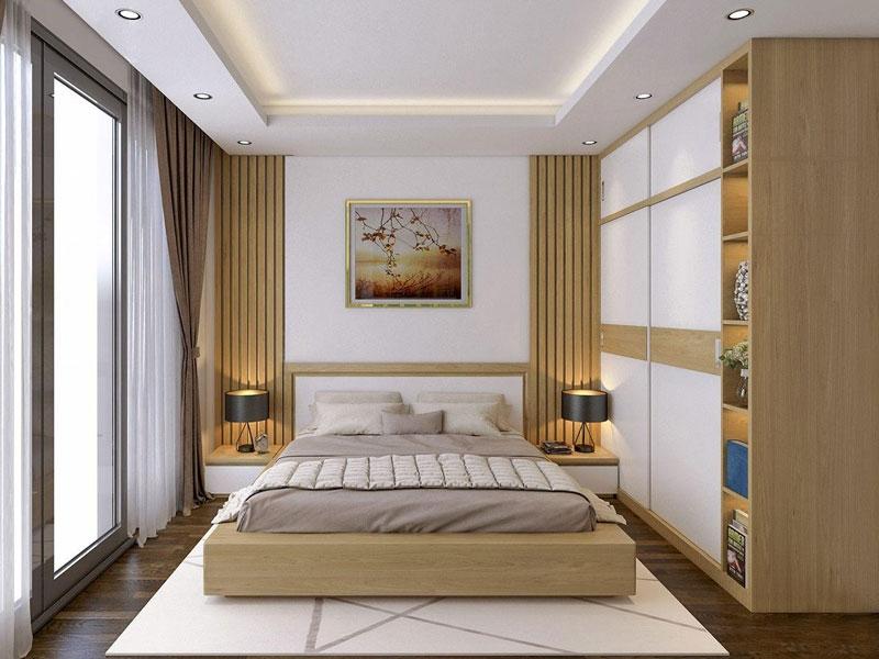 Những nguyên tắc thiết kế phòng ngủ đẹp