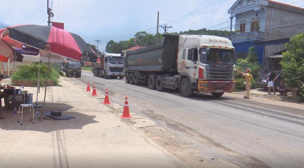Thái Nguyên: Huyện Đại Từ lên tiếng trước những sai phạm của Công ty Cổ phần Yên Phước trong việc khai thác than