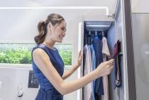 Thiết bị gia dụng đẳng cấp chăm dưỡng quần áo chuẩn spa 4 bước trong 1 ngày tại nhà