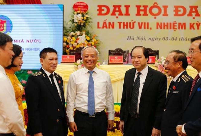 Ông Hồ Đức Phớc tái cử Bí thư Đảng ủy Kiểm toán nhà nước