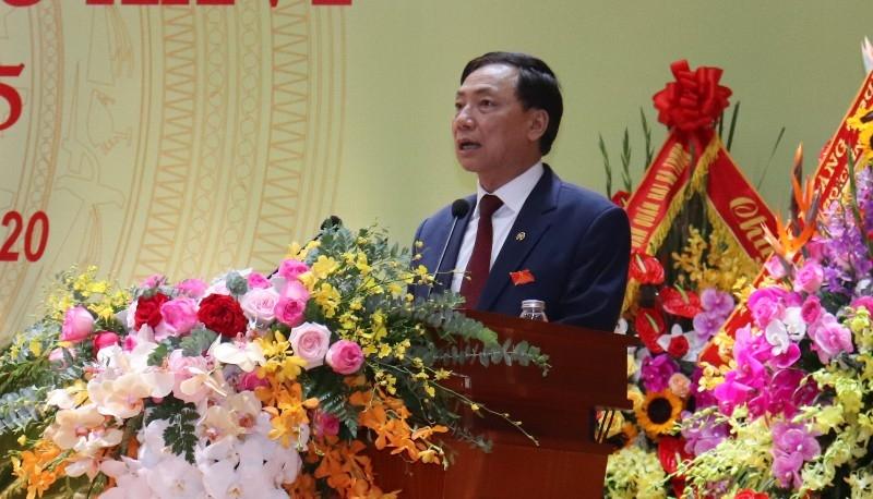 Đồng chí Nguyễn Văn Nam tái đắc cử Bí thư Quận ủy Hai Bà Trưng