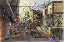 Nhật Bản sắp ra mắt công viên chủ đề hoạt hình Ghibli