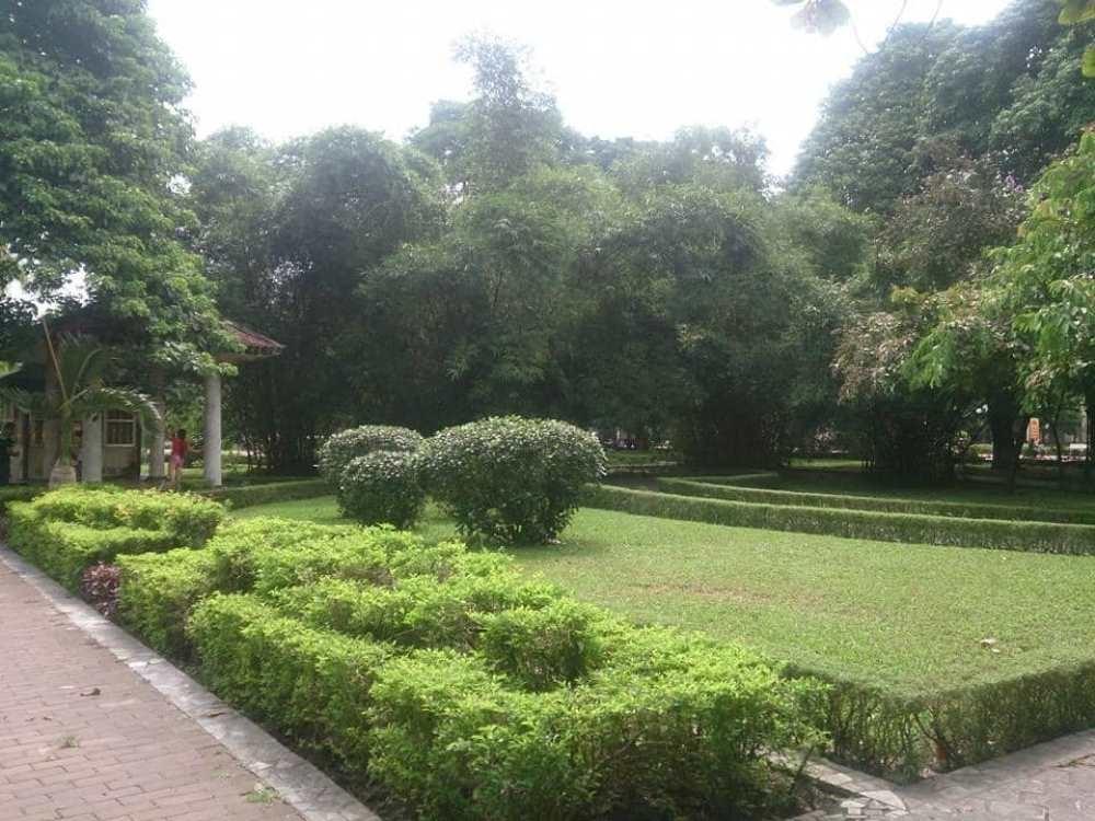 Thành phố Thái Nguyên bao giờ có công viên?