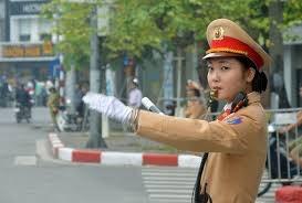 Cấm xe vào 10 tuyến phố khi diễn ra Quốc tang cố Tổng Bí thư Lê Khả Phiêu