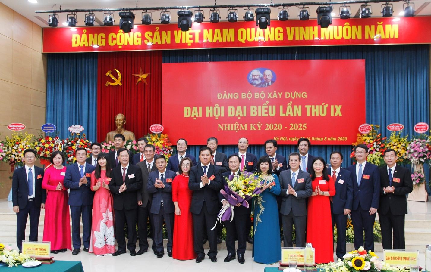 khai mac dai hoi dai bieu dang bo bo xay dung lan thu ix nhiem ky 2020 2025