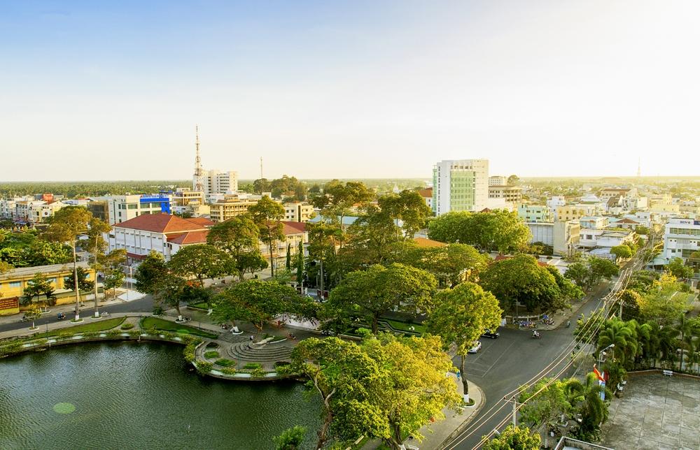 Bến Tre đầu tư phát triển Khu đô thị mới Mỹ Hóa