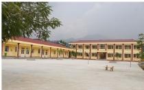Bắc Kạn: Xây dựng mới và cải tạo 12 nhà vệ sinh tại các trường học phục vụ năm học mới