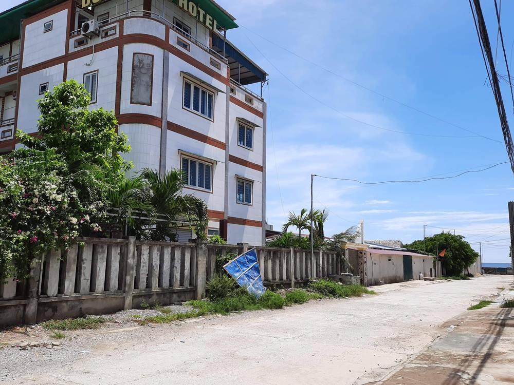 """Nghi Sơn (Thanh Hóa): """"Xẻ thịt"""" khu du lịch sinh thái cho thuê, thầu nuôi tôm"""
