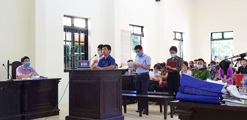Bỉm Sơn (Thanh Hóa): Xét xử sơ thẩm nguyên Bí thư phường Đông Sơn cùng thuộc cấp