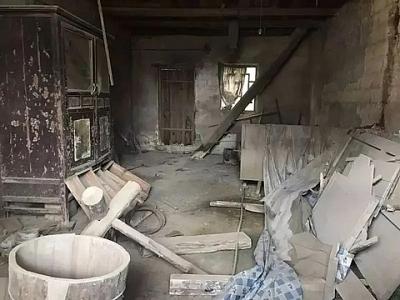 Nhà cũ của chồng Triệu Vy