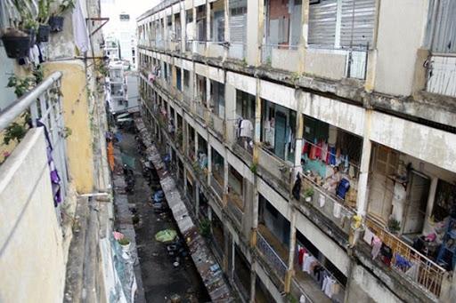 Chính sách đồng bộ cho cải tạo, xây dựng lại nhà chung cư