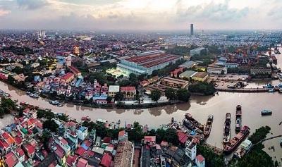 Hải Phòng: Gần 600 tỷ đồng chỉnh trang sông Tam Bạc