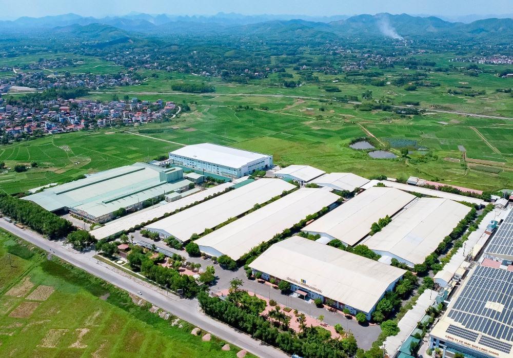 Bắc Giang: Phê duyệt Quy hoạch chi tiết điều chỉnh, mở rộng Cụm công nghiệp Nghĩa Hòa