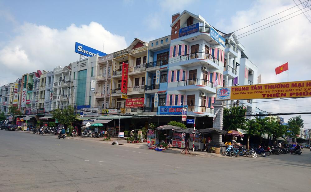 Hậu Giang: Lập Quy hoạch chi tiết Khu đô thị mới hai bên đường nối thị trấn Ngã Sáu đến đường Nam sông Hậu