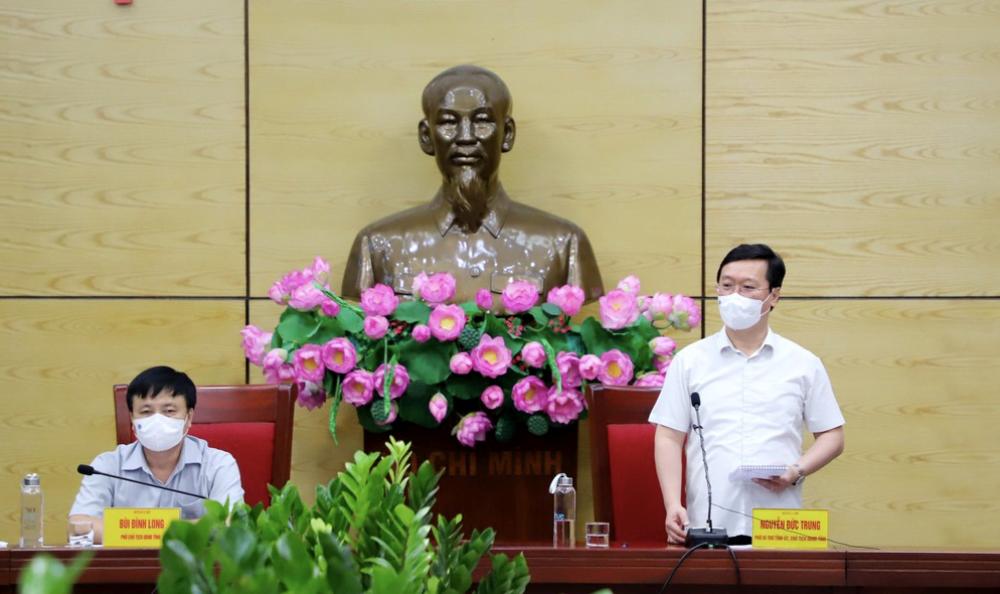 """Nghệ An: Yêu cầu người dân thành phố Vinh """"ai ở đâu ở yên đó"""" từ 00h ngày 23/8 để kiểm soát dịch"""