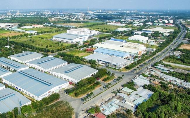 Đầu tư dự án kết cấu hạ tầng Khu công nghiệp Nam Tân Tập, tỉnh Long An