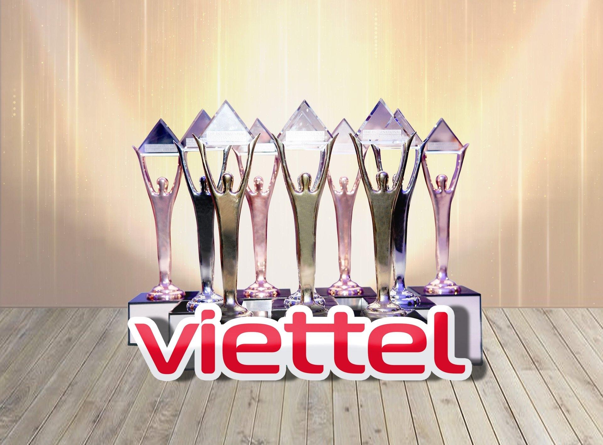 Sản phẩm chuyển đổi số giúp Viettel có năm thành công nhất từ trước tới nay tại Giải thưởng Kinh doanh Quốc tế 2021