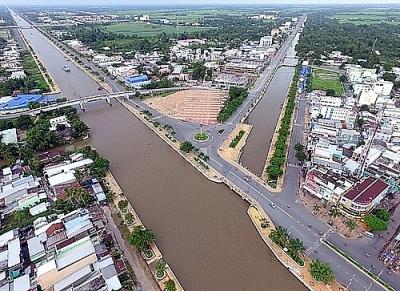 Hậu Giang: Giải phóng mặt bằng thực hiện dự án Chỉnh trang đô thị tại thành phố Vị Thanh