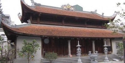 Tu bổ, tôn tạo di tích chùa Đại Tự, thành phố Hà Nội
