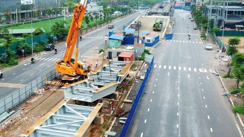 Hà Nội đẩy nhanh giải ngân kế hoạch đầu tư công năm 2021, kế hoạch năm 2020 kéo dài