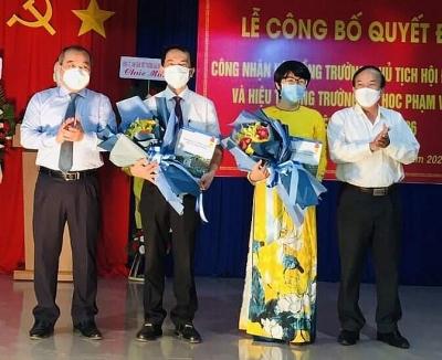 Đại học Phạm Văn Đồng có tân Hiệu trưởng