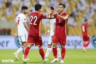 Đội tuyển Việt Nam đổi lịch di chuyển và giờ thi đấu với Saudi Arabia