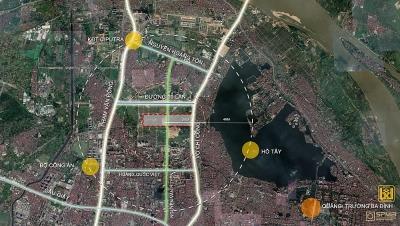 Kết quả cuộc thi Ý tưởng quy hoạch, kiến trúc tổng thể Khu trụ sở làm việc các Bộ, ngành Trung ương tại khu vực Tây Hồ Tây
