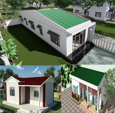 Xu hướng xây nhà cấp 4 mái tôn tiết kiệm chi phí