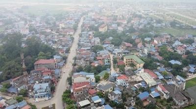 Đại Từ (Thái Nguyên): Chú trọng phát triển hạ tầng giao thông gắn với xây dựng nông thôn mới