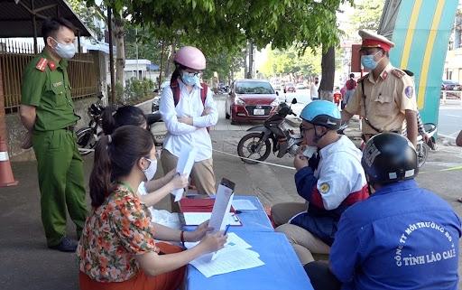 Hà Nội: Hơn 1 tỷ đồng xử phạt các vi phạm phòng, chống dịch trong ngày 29/8