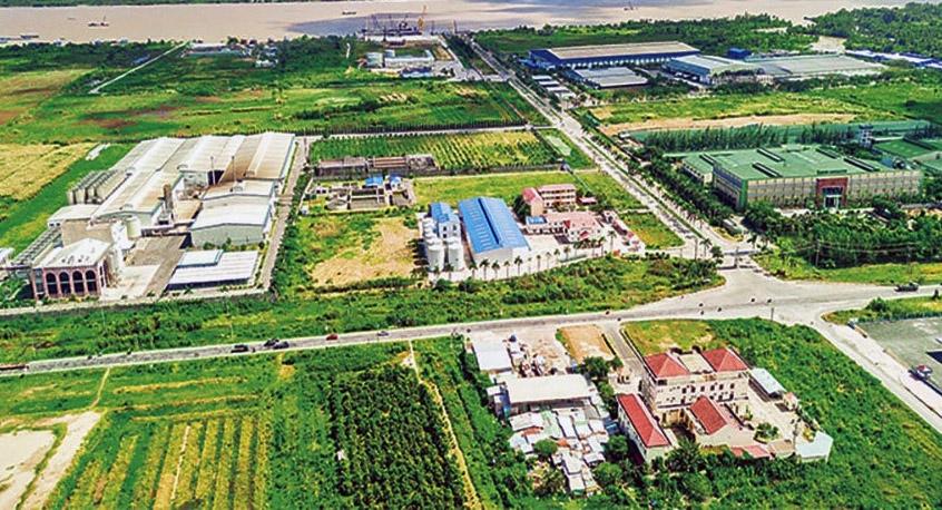 Hậu Giang: Công ty TNHH MTV Sunpro Steel được thuê đất với giá 1.342.200 đồng/m2 để đầu tư xây dựng nhà máy luyện, cán thép