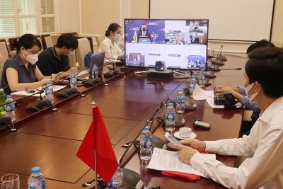 Đẩy mạnh kết nối, hợp tác trong phát triển đô thị thông minh