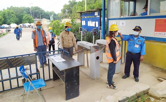 Sở Xây dựng Hà Nội hướng dẫn tăng cường phòng, chống dịch Covid-19 trên công trường xây dựng