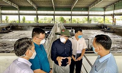 Tổ công tác đặc biệt của Bộ Xây dựng: Kiểm tra công tác phòng, chống dịch bệnh tại 04 tỉnh, thành phố phía Nam