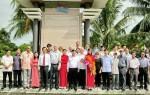 Đoàn đại biểu cấp cao Việt Nam - Cuba thăm những nơi chủ tịch Fidel Castro đã đến Quảng Trị, Quảng Bình năm 1973