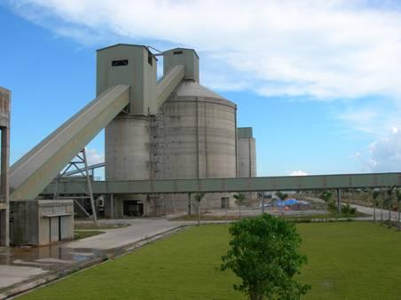 Điều chỉnh tiến độ thực hiện nhà máy xi măng Hoàng Sơn