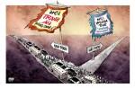 Công khai, chống tham nhũng bằng tranh biếm họa