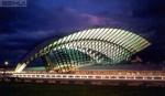 Những sân bay có kiến trúc đẹp nhất thế giới