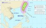 Bão Fung-Wong đã đến vùng biển Philippines