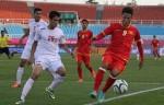 Thắng Kyrgyzstan 1-0, Olympic Việt Nam giành ngôi nhất bảng