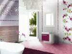 Những mẫu gạch đẹp để ốp tường nhà tắm