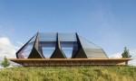 Cấu trúc tạm thời tham khảo tới kiến trúc nhà ở truyền thống